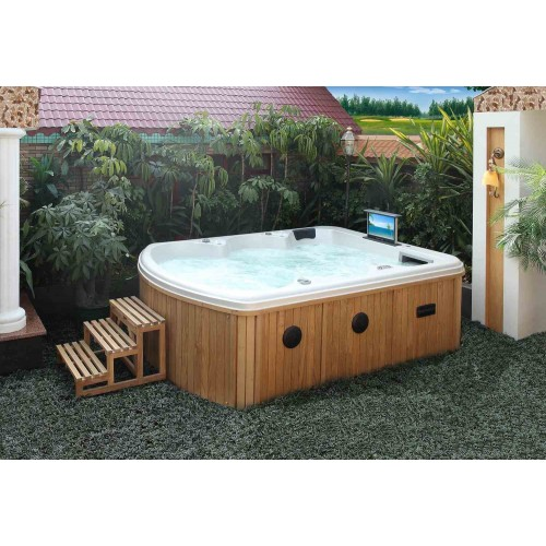 Spa jacuzzi exterior AS-020