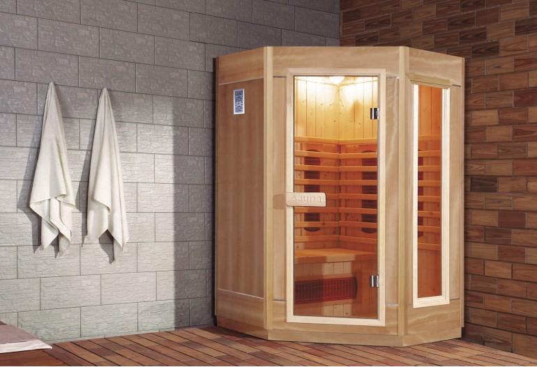Sauna seca económica AR-009B
