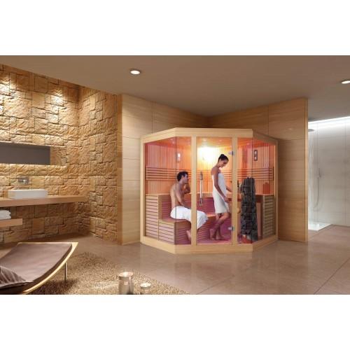 Sauna seca premium AX-006A