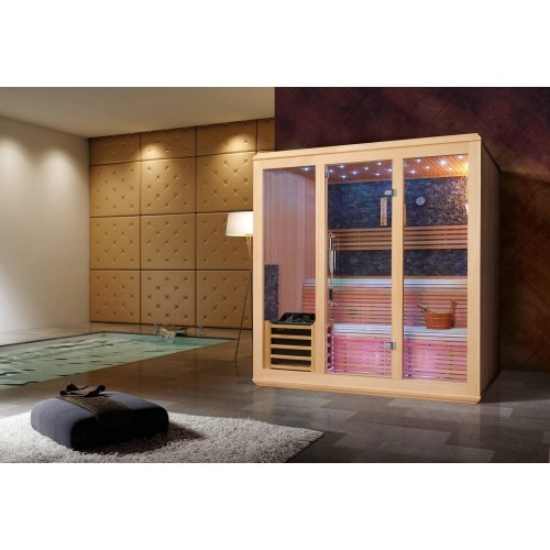Sauna seca premium AX-011A