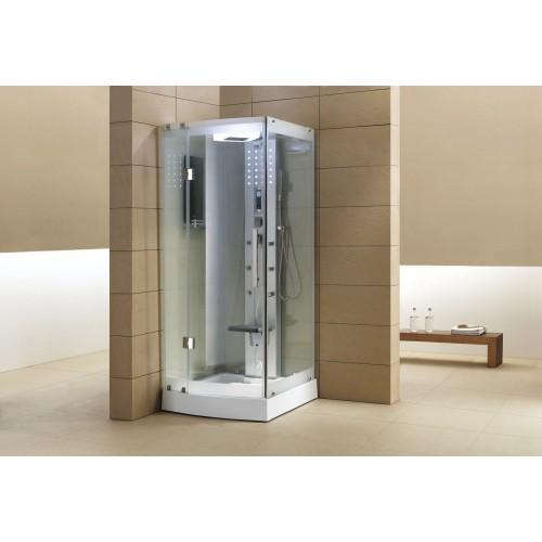 Cabine hidromassagem com sauna AS-002A-2