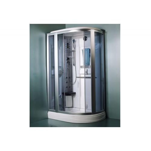 Cabine hidromassagem com sauna AS-020A