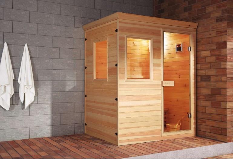Sauna seca económica AR-001